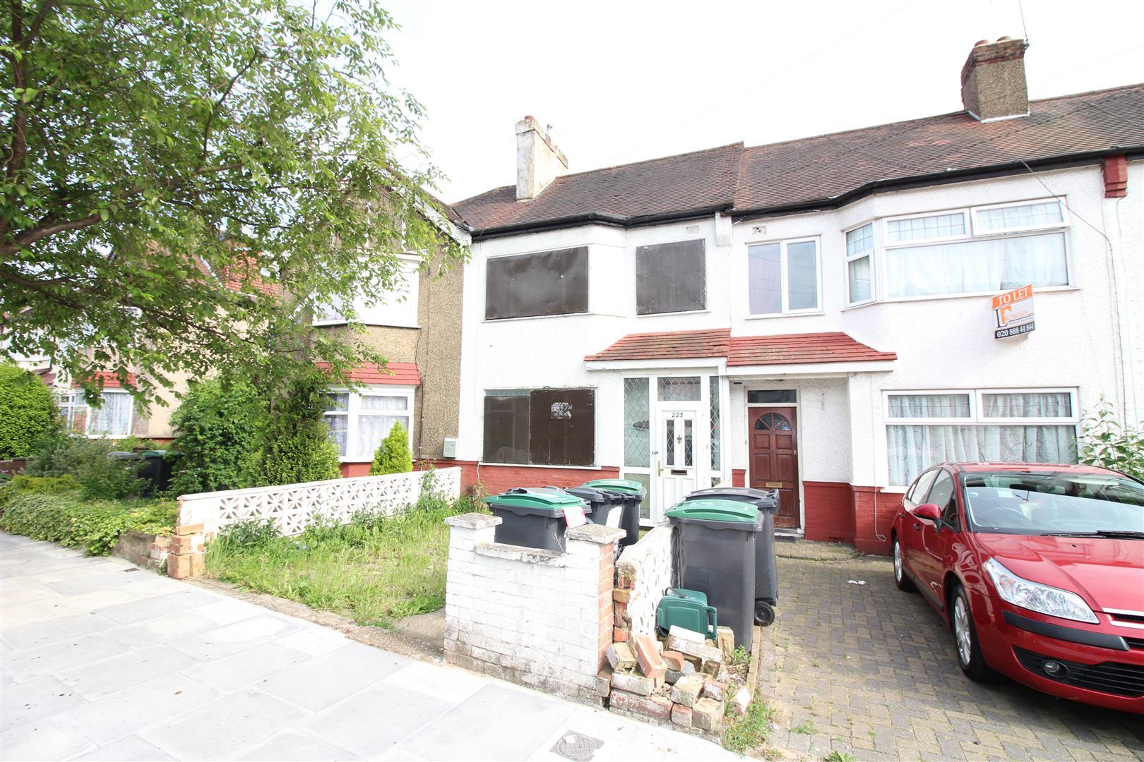 Devonshire Hill Lane, Tottenham, N17